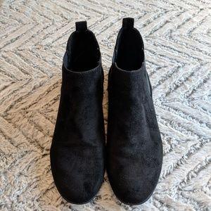 American Rag Black Flat Booties